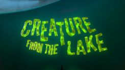 Creature from the lake