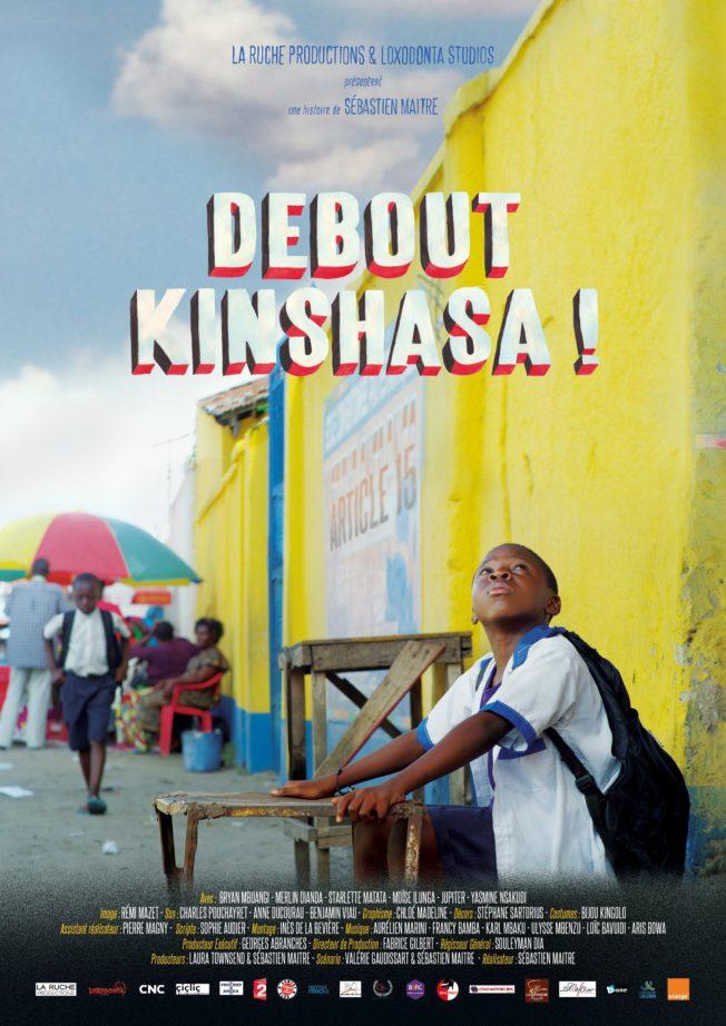 Debout Kinshasa!